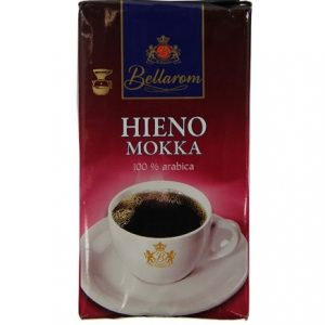 Кофе из Финляндии молотый Белларом bellarom