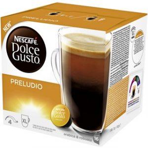 Капсулы кофе Dolce Gusto Preludio