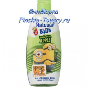 шампунь детский из Финляндии