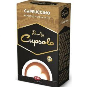 Капсулы кофе Paulig Cupsolo Cappuccino