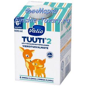 Детское питание из Финляндии