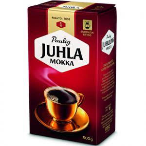 Кофе из Финляндии молотый Paulig Juhla Mokka