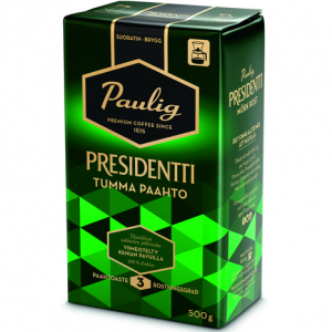 Финский кофе Paulig Presidentti Tumma