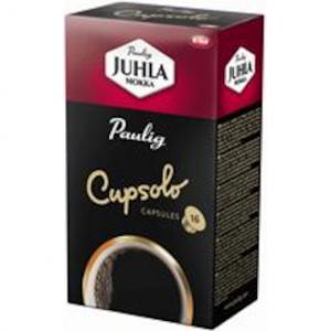 Капсулы кофе paulig cupsolo