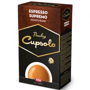 Капсулы кофе Paulig Cupsolo Espresso Supremo