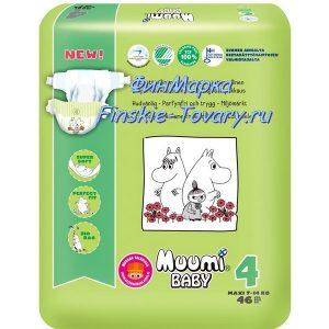 гипоаллергенные подгузники Moomi