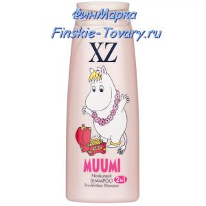 детский шампунь из Финляндии