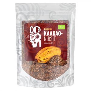Какао-бобы дроблённые натуральные CocoVi