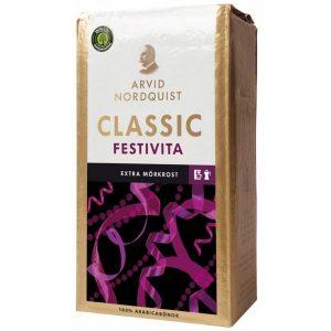 Кофе из Финляндии молотый Arvid Nordquist Festivita