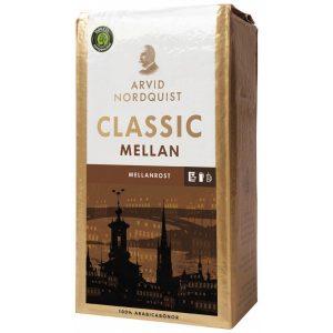Швецкий Кофе молотый Arvid Nordquist Mellan