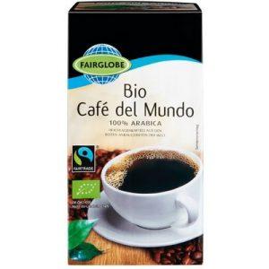 Кофе молотый Bio Cafe del Mundo