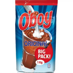 Какао из Финляндии Oboy Original