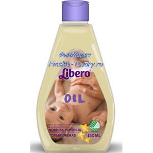 масло для тела детское