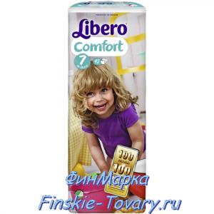 подгузники libero comfort