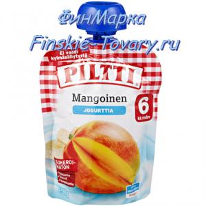 Детское питание из Финляндии Piltti