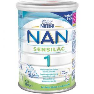 Сухая молочная смесь NAN 1 Sensilac (от колик)