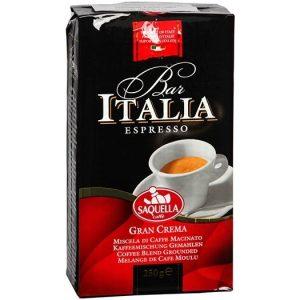 Кофе из Финляндии молотый Bar italia Espresso Gran Crema
