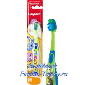 детская зубная щетка из Финляндии
