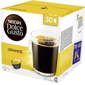 Капсулы кофе Dolce Gusto