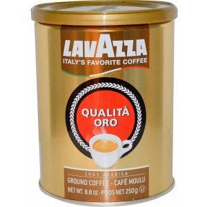 Кофе из Финляндии молотый Lavazza Qualita Oro