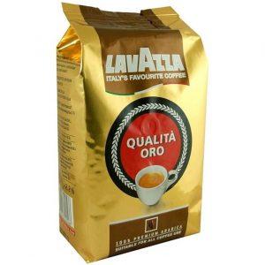 Кофе из Финляндии в зёрнах LAVAZZA Qualita Oro