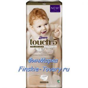 подгузники Libero Touch