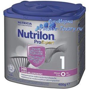 Детское питание из Финляндии Nutrilon Hypo-Allergenic