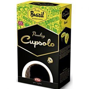 Капсулы кофе Paulig Brazil Cupsolo