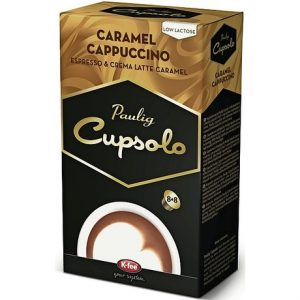 Капсулы кофе Paulig Cupsolo Caramel Cappuccino