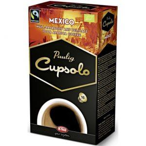 Капсулы кофе Paulig Cupsolo Mexico