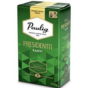 Финский кофе молотый Paulig Presidentti Kahvi
