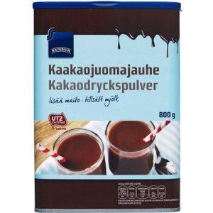 Какао из Финляндии Rainbow Kaakaojuomajauhe