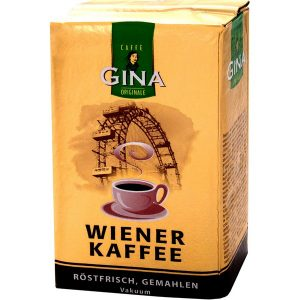 Кофе из Финляндии молотый Gina kaffee