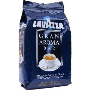 Кофе в зёрнах Lavazza Gran Aroma Bar