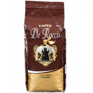 КОФЕ В ЗЕРНАХ CAFFE DE ROCCIS ORO GOLD