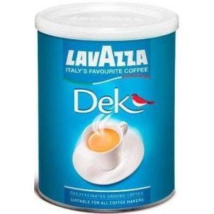 Кофе молотый без кофеина Lavazza Decaffeinato