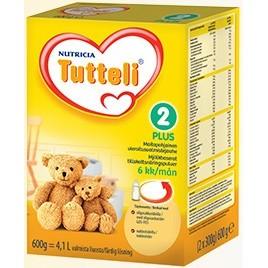 Детское питание из Финляндии tutteli