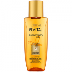 Масло для волос Loreal Elvital Extraordinary Oil