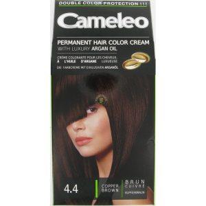 Крем-краска Cameleo Permanent Hair Color Cream, 4/4 Медно-коричневый