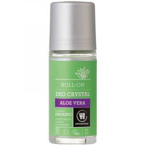 Натуральный дезодорант без алюминия Urtekram