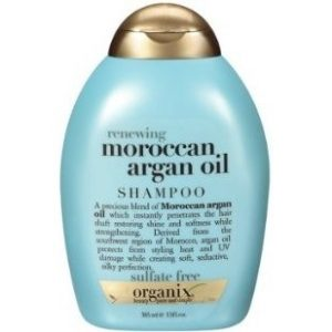Шампунь от ломкости волос Оgx Argan Oil