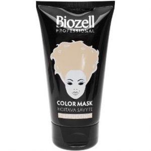 "Красящая маска для волос ""Каппучино"" Biozell Color Mask Capuccino, 150 мл"