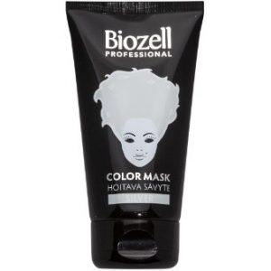 "Красящая маска для волос ""Серебристая"" Biozell Color Mask Silver, 150 мл"