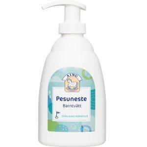гипоаллергенное нейтральное жидкое мыло из Финляндии