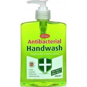 дезинфецирующее жидкое мыло