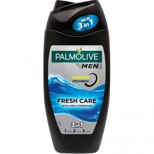 Гель для душа мужской Palmolive Men Fresh Care 3в1