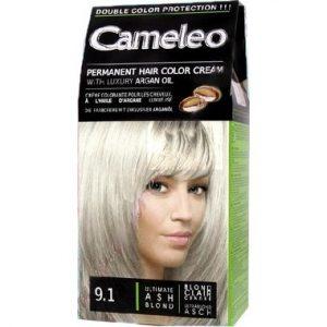 Крем-краска Cameleo Permanent Hair Color Cream, 9/1 Пепельный блонд