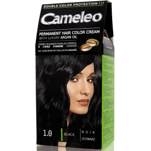 Крем-краска Cameleo Permanent Hair Color Cream, 1/0 Чёрный