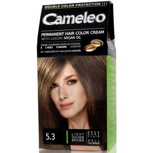 Крем-краска Cameleo Permanent Hair Color Cream, 5/3 Светло-золотистый коричневый