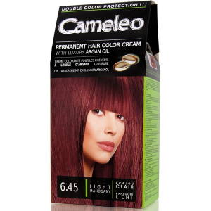 Крем-краска Cameleo Permanent Hair Color Cream, 6/45 Светлый махагон